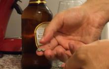 Tampinhas de cerveja com Imãs